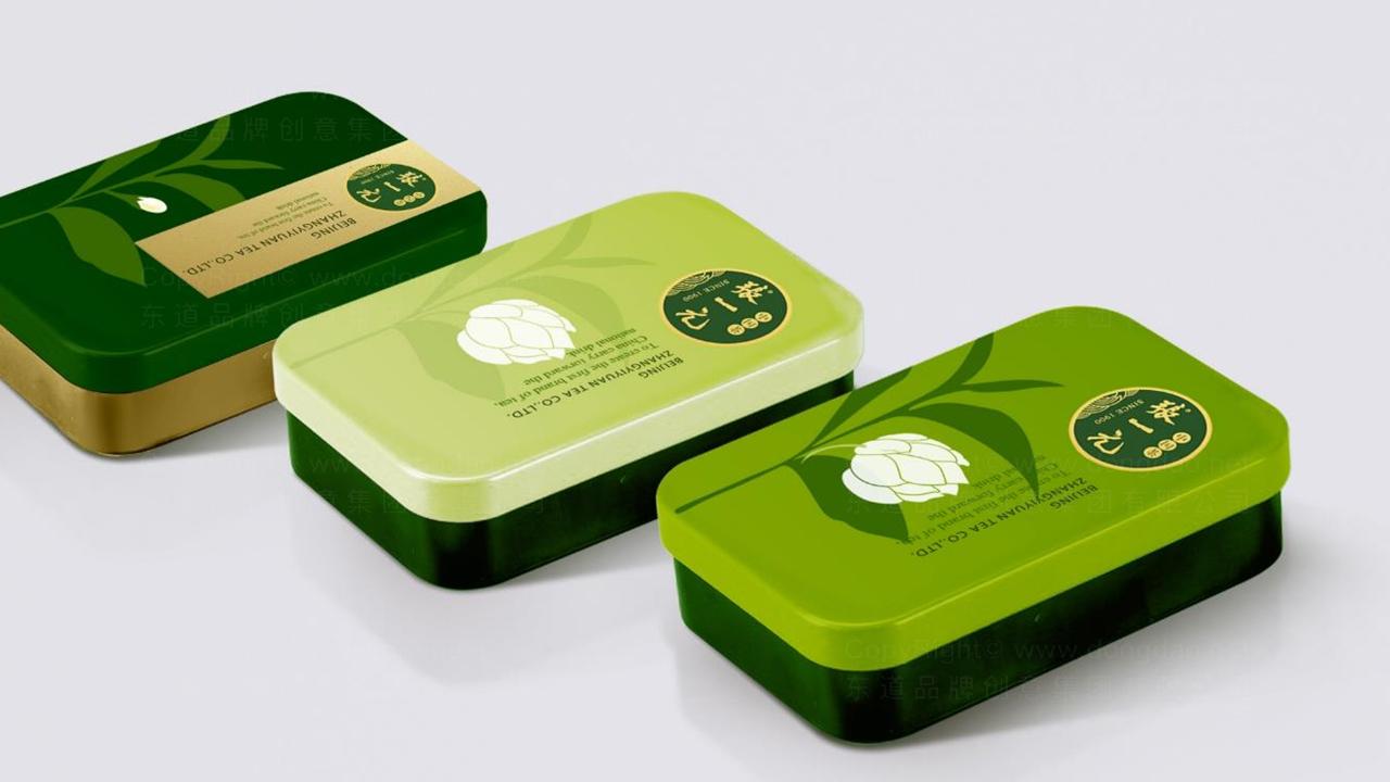产品包装张一元系列包装应用场景