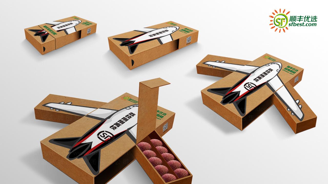 IT通讯产品包装顺丰优选礼盒包装