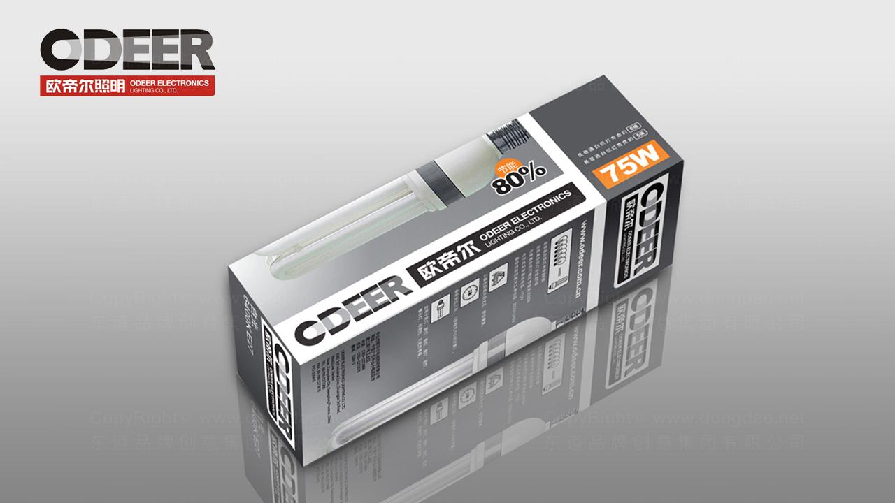 工业制造产品包装欧帝尔照明系列包装
