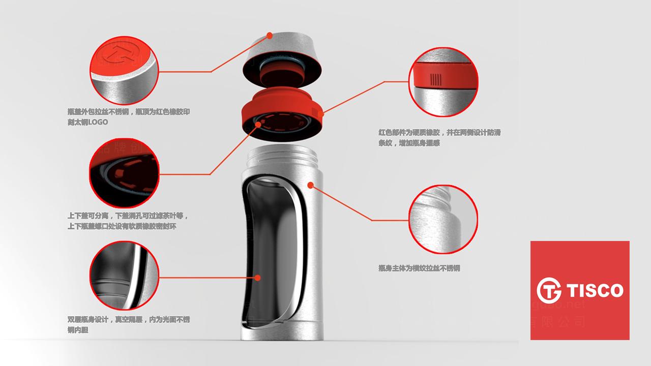 产品包装太钢集团产品造型应用场景