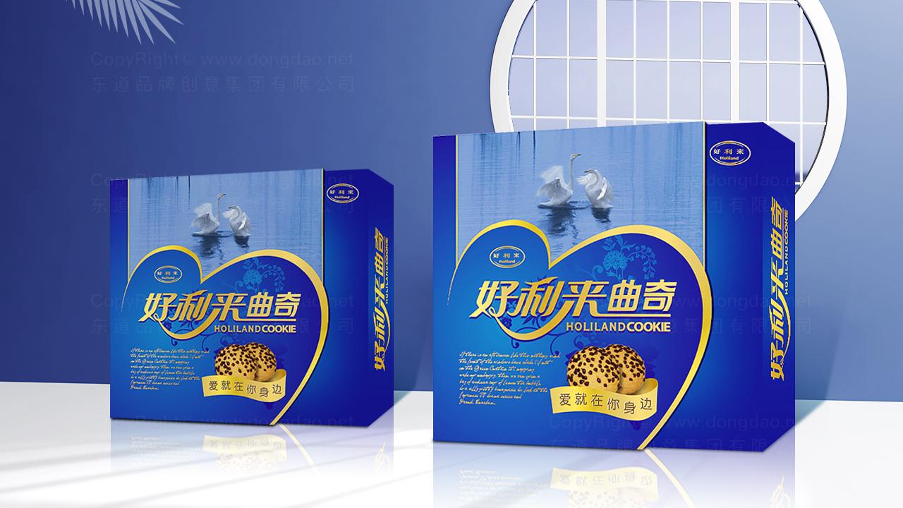 快速消费产品包装好利来包装设计