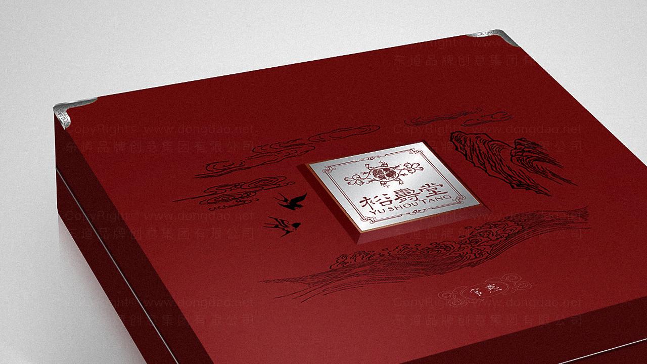 产品包装裕寿堂系列包装应用