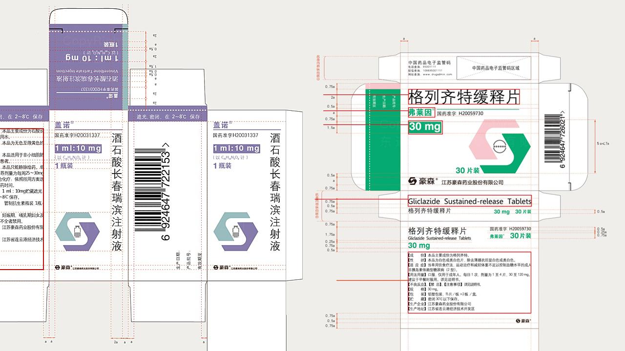 产品包装豪森医药体系包装应用场景_18