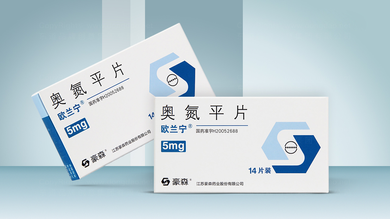 产品包装豪森医药体系包装应用