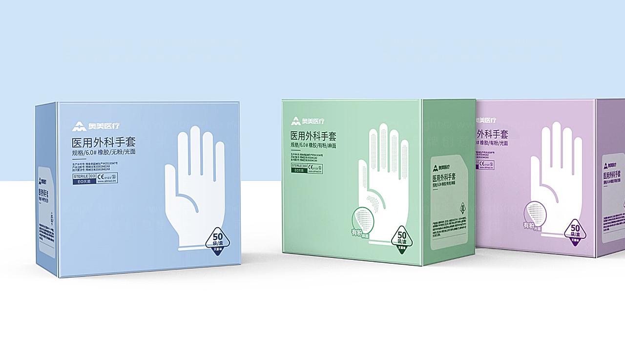 产品包装奥美医疗体系包装应用场景