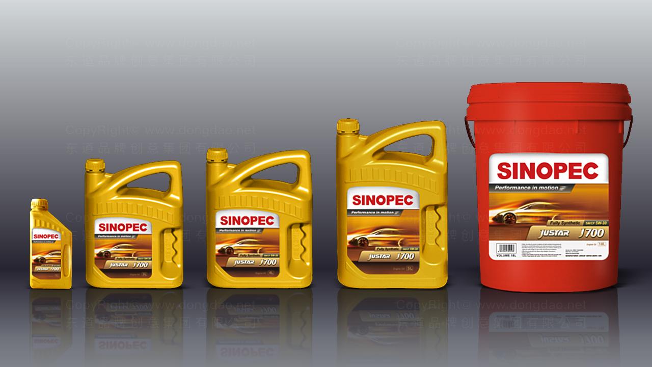 产品包装长城SINOPEC体系包装设计应用场景