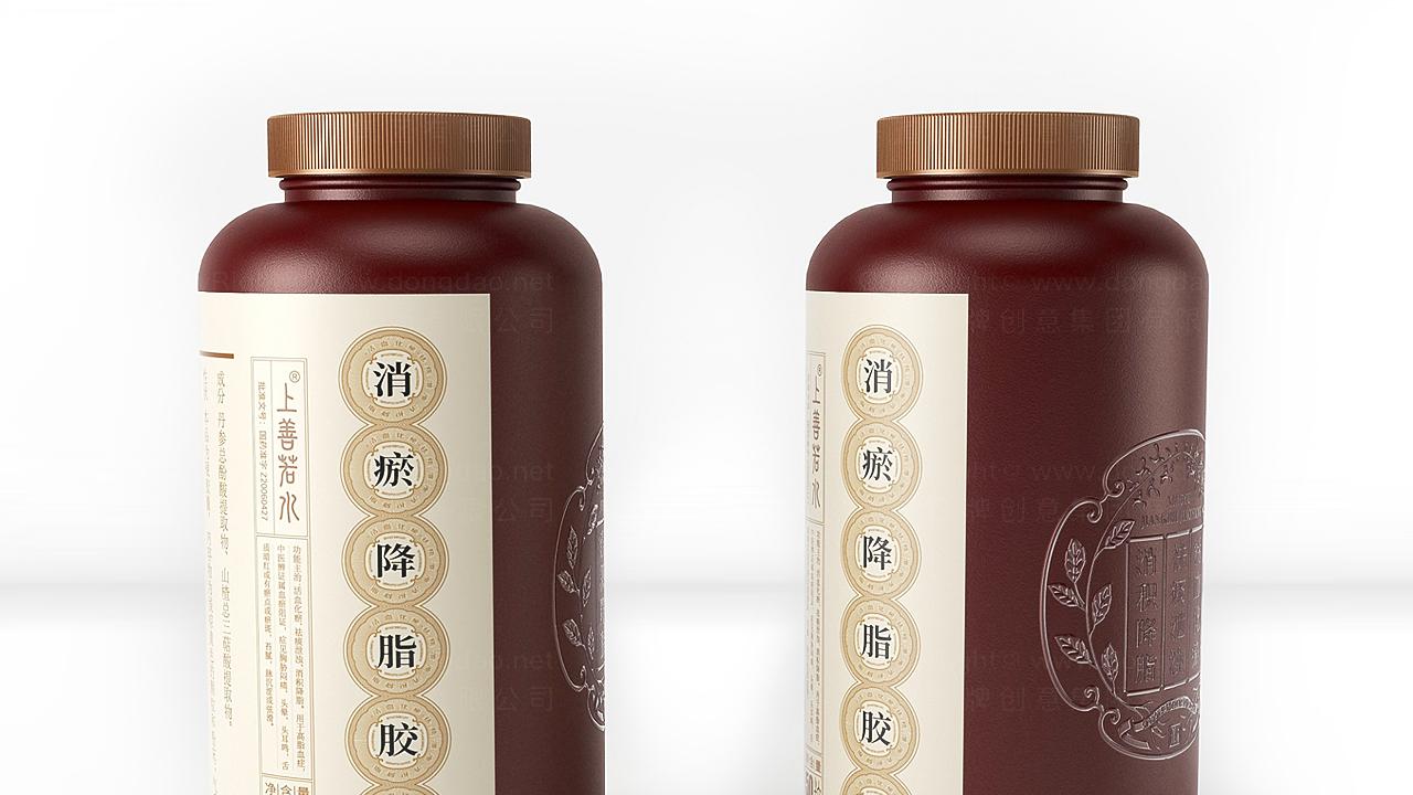 产品包装新天消瘀降脂包装设计应用