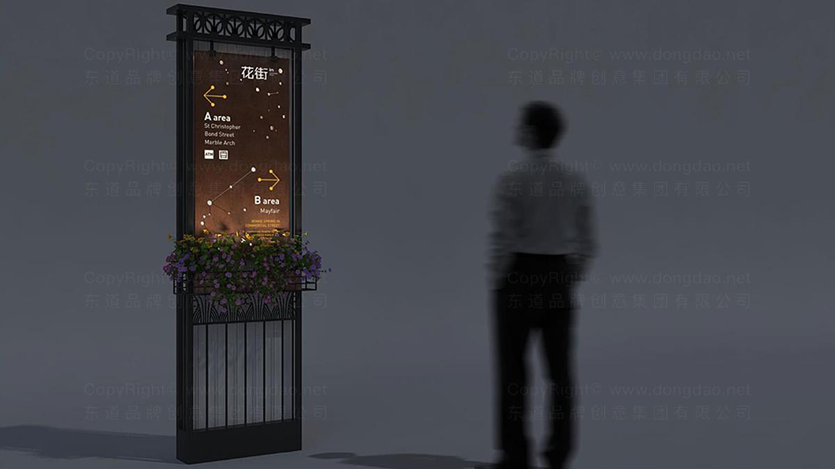 地产建筑商业空间&导示仁和春天达州仁和春天环境导示