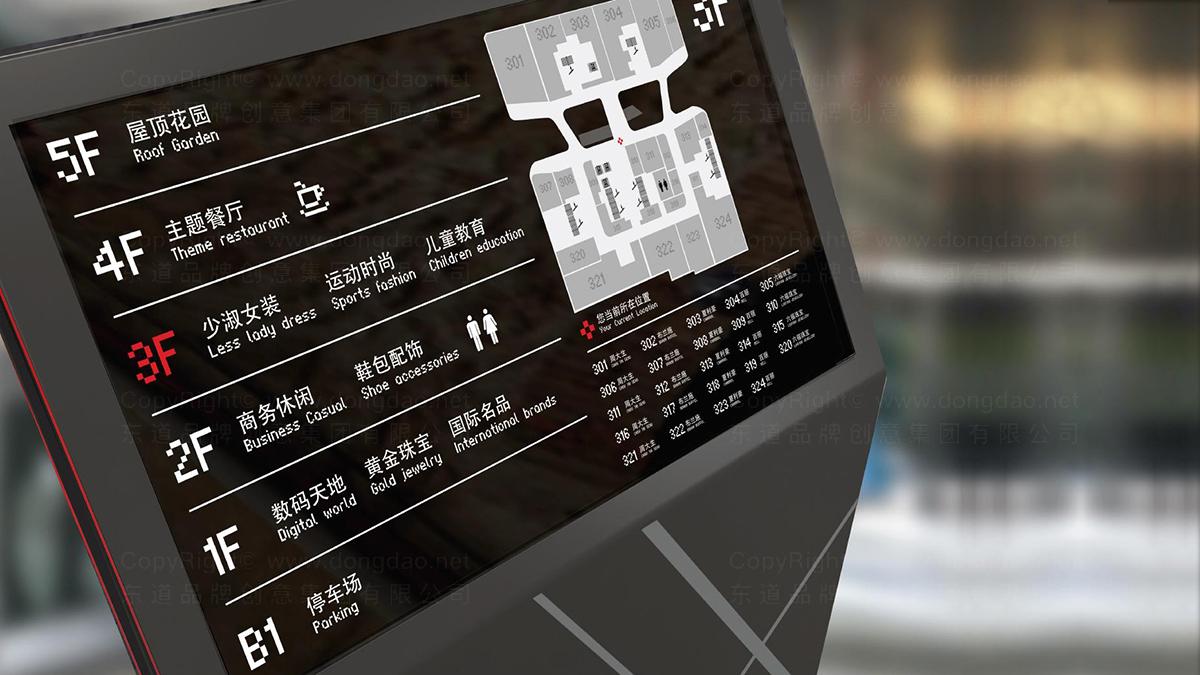 商业空间&导示国美智慧城塔楼(写字楼-户内)深化设计应用