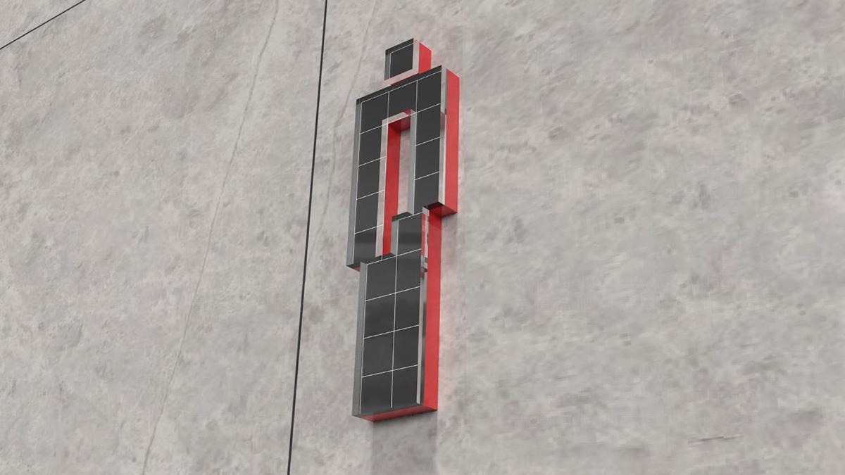 商业空间&导示国美智慧城塔楼(写字楼-户内)深化设计应用场景_3