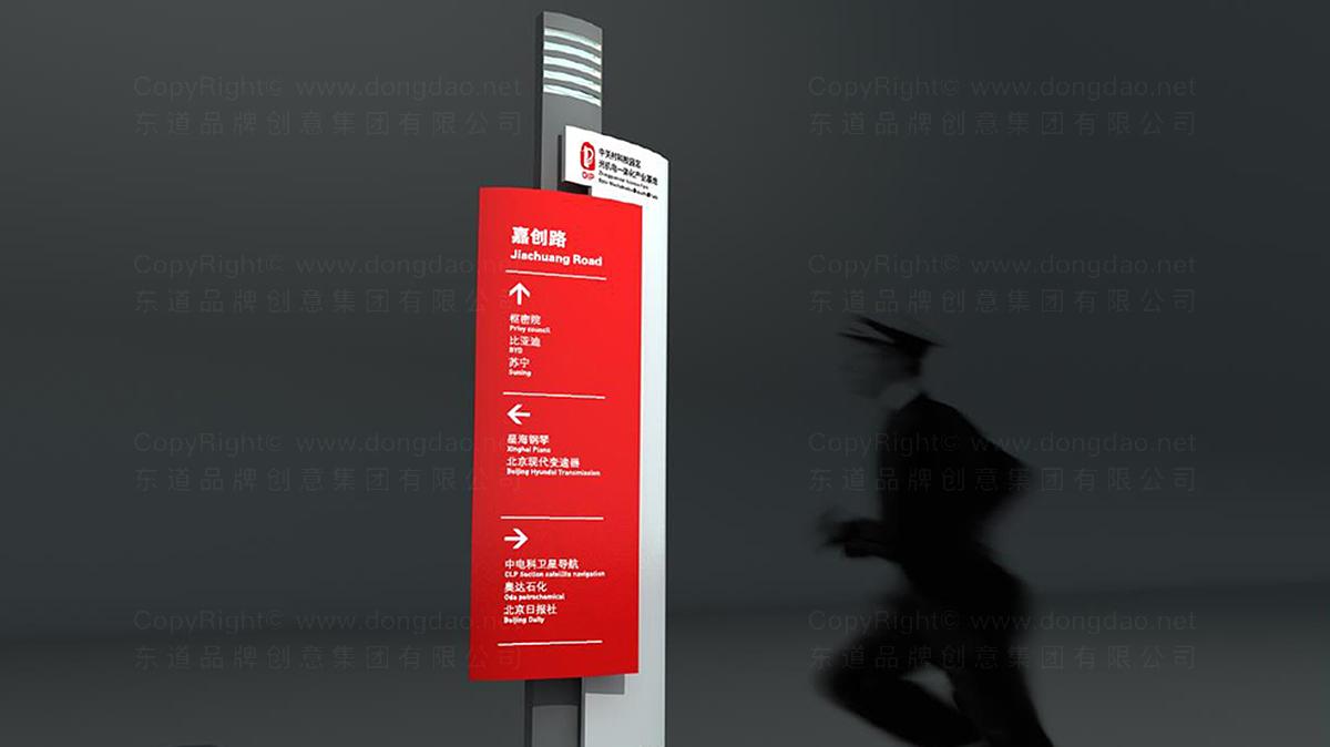 商业空间&导示光谷科技园环境导示应用