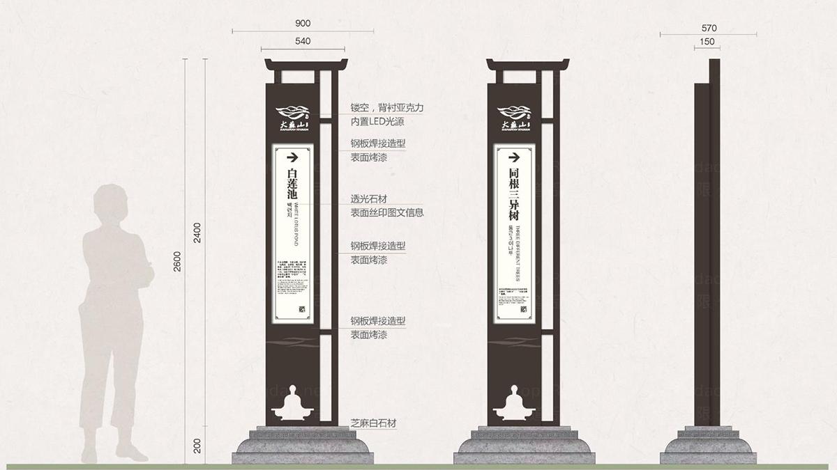 商业空间&导示大苏山旅游旅游和新区环境导示应用场景