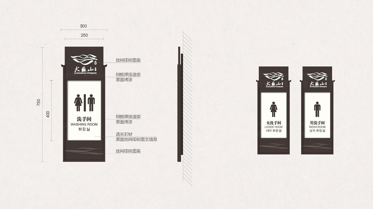商业空间&导示大苏山旅游旅游和新区环境导示应用场景_3