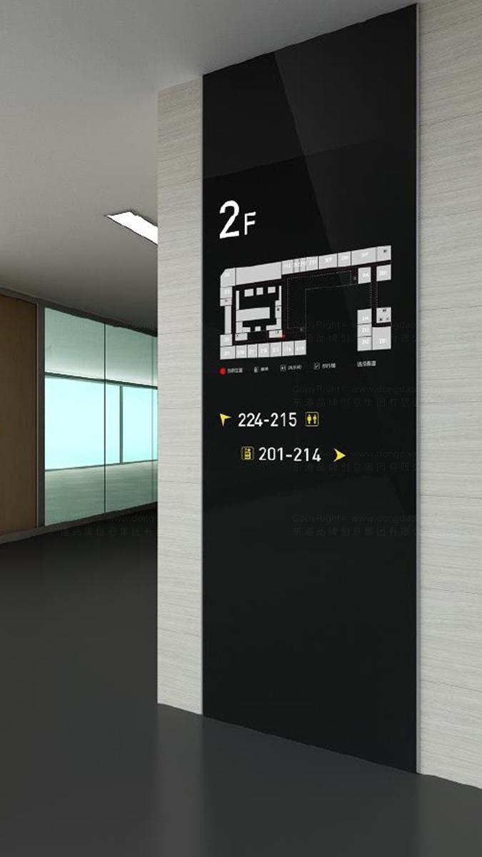 商业空间&导示丛林集团环境导示应用场景