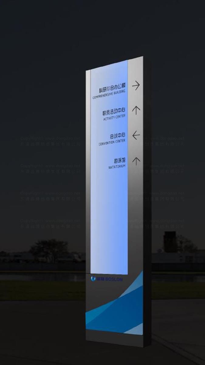 商业空间&导示波隆集团环境导示应用场景_1