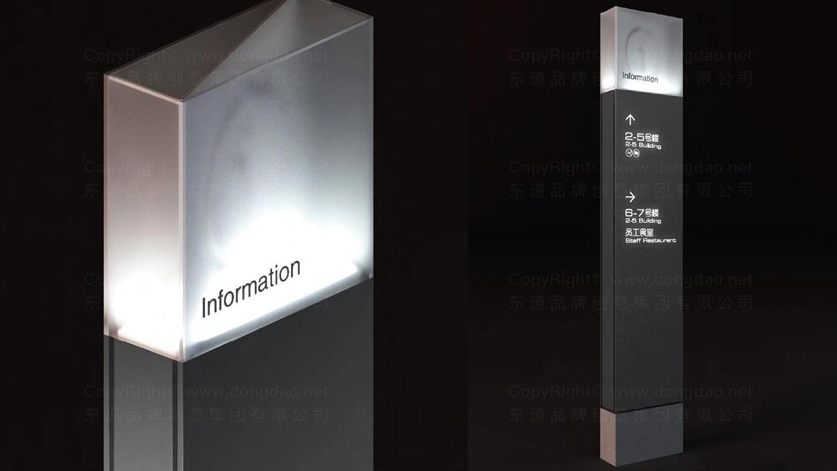 商业空间&导示案例光谷科技园环境导示