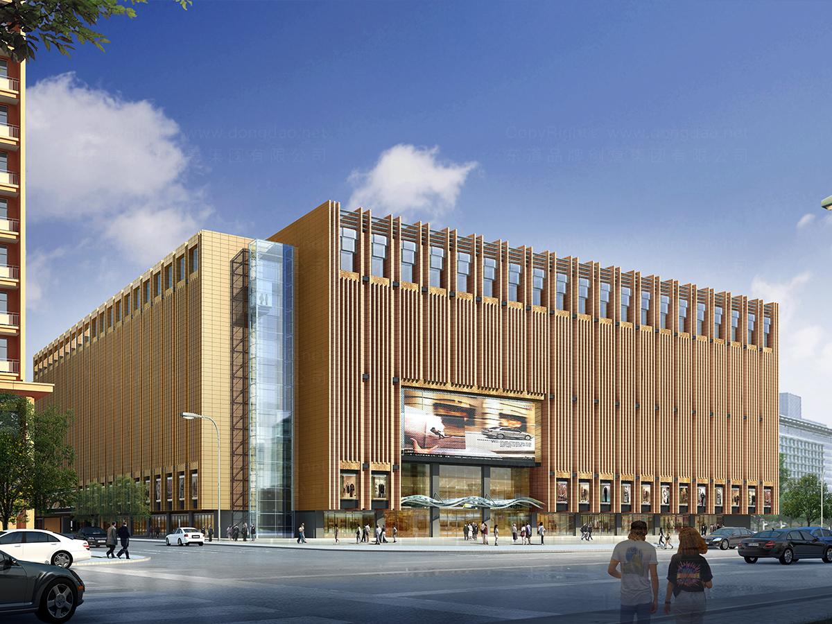 商业空间&导示新燕莎金街购物中心环境导示应用场景_4
