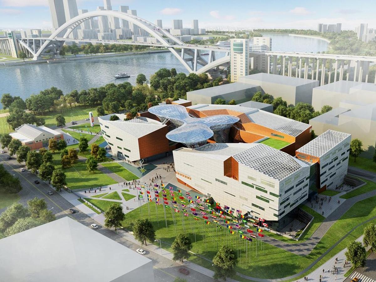 上海世博会博物馆空间设计应用场景_6