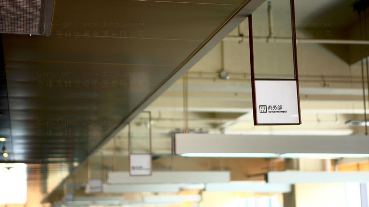 商业空间&导示安正时尚集团环境导示应用场景