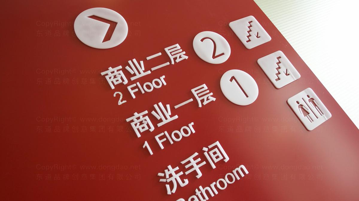 中国红街商业导示应用