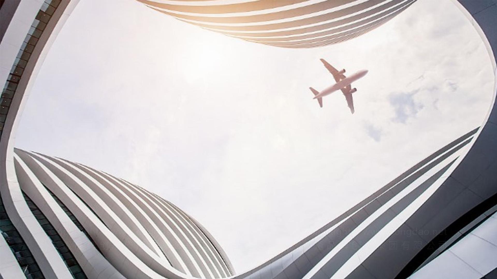 商业空间&导示案例南方航空南航上海浦东机场 S2 卫星听高端旅客休息室 SI