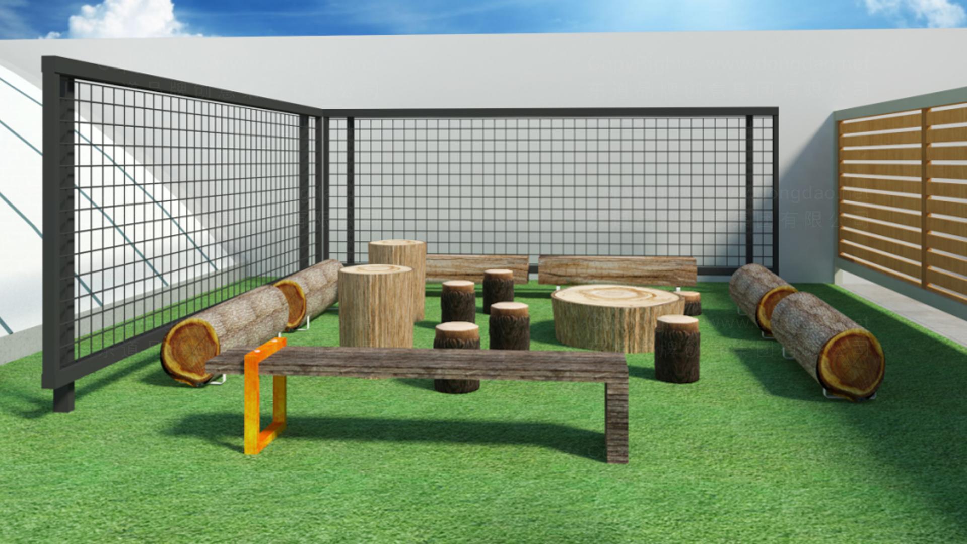 商业空间&导示奥一农场农场SI设计应用场景_1