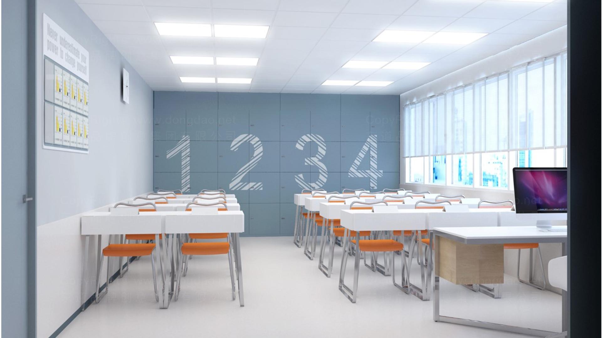 辽宁鸿文教育科技有限公司教育终端SI设计应用场景_4