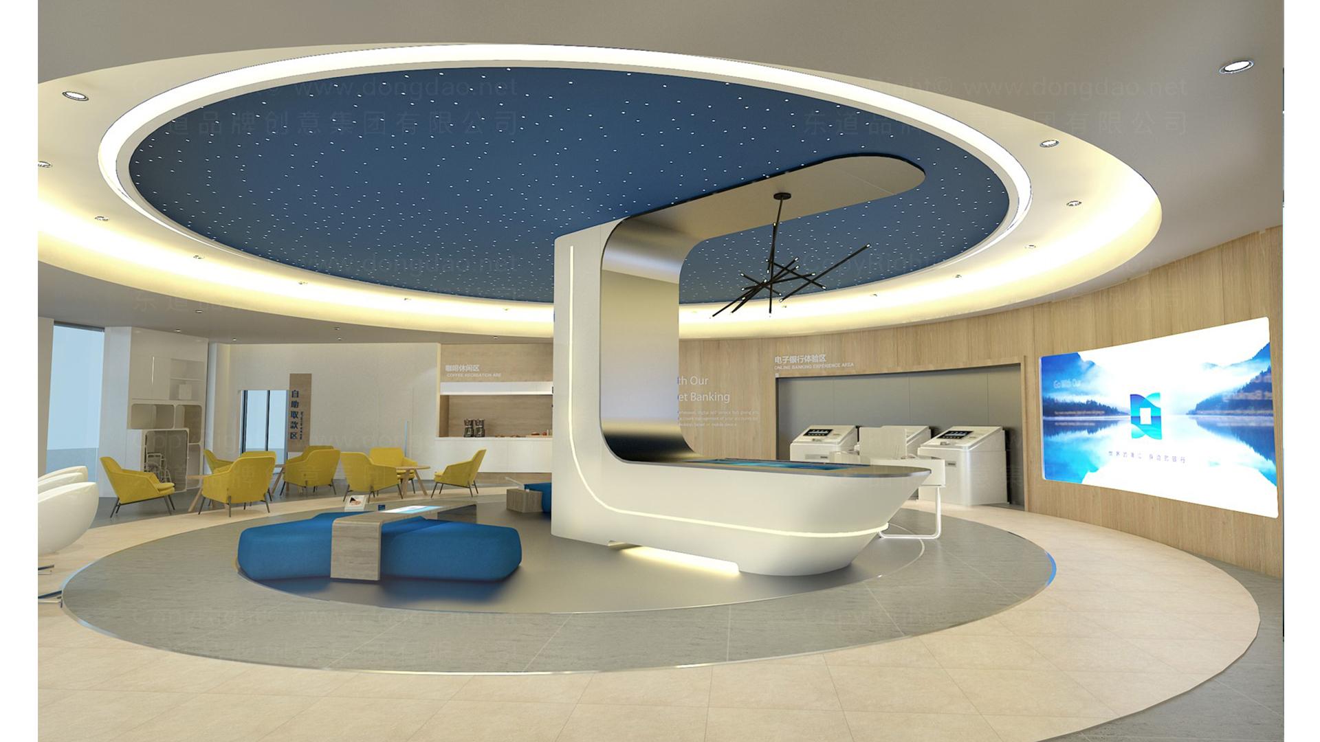 漓江银行环境空间设计