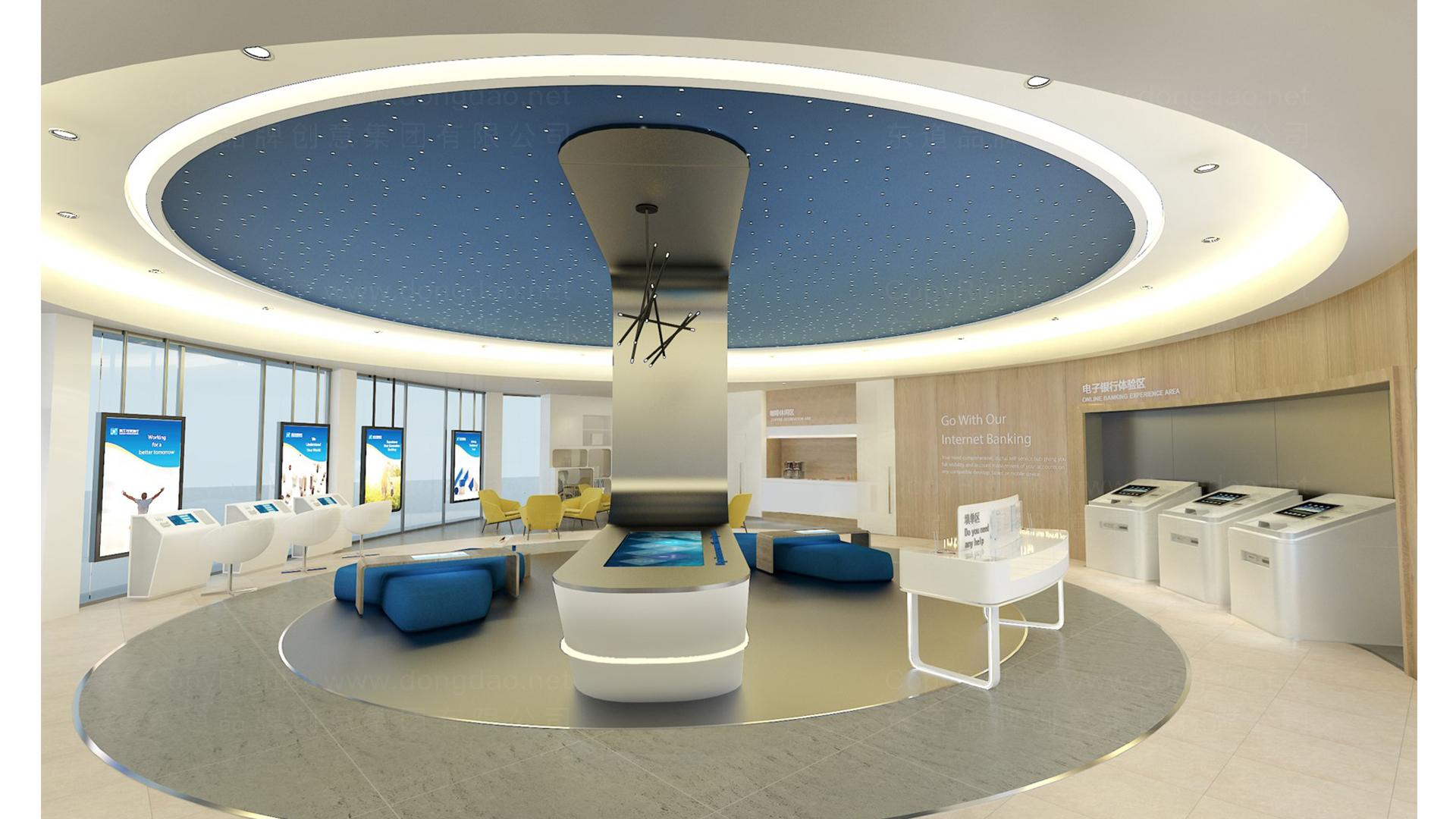漓江银行空间设计应用场景