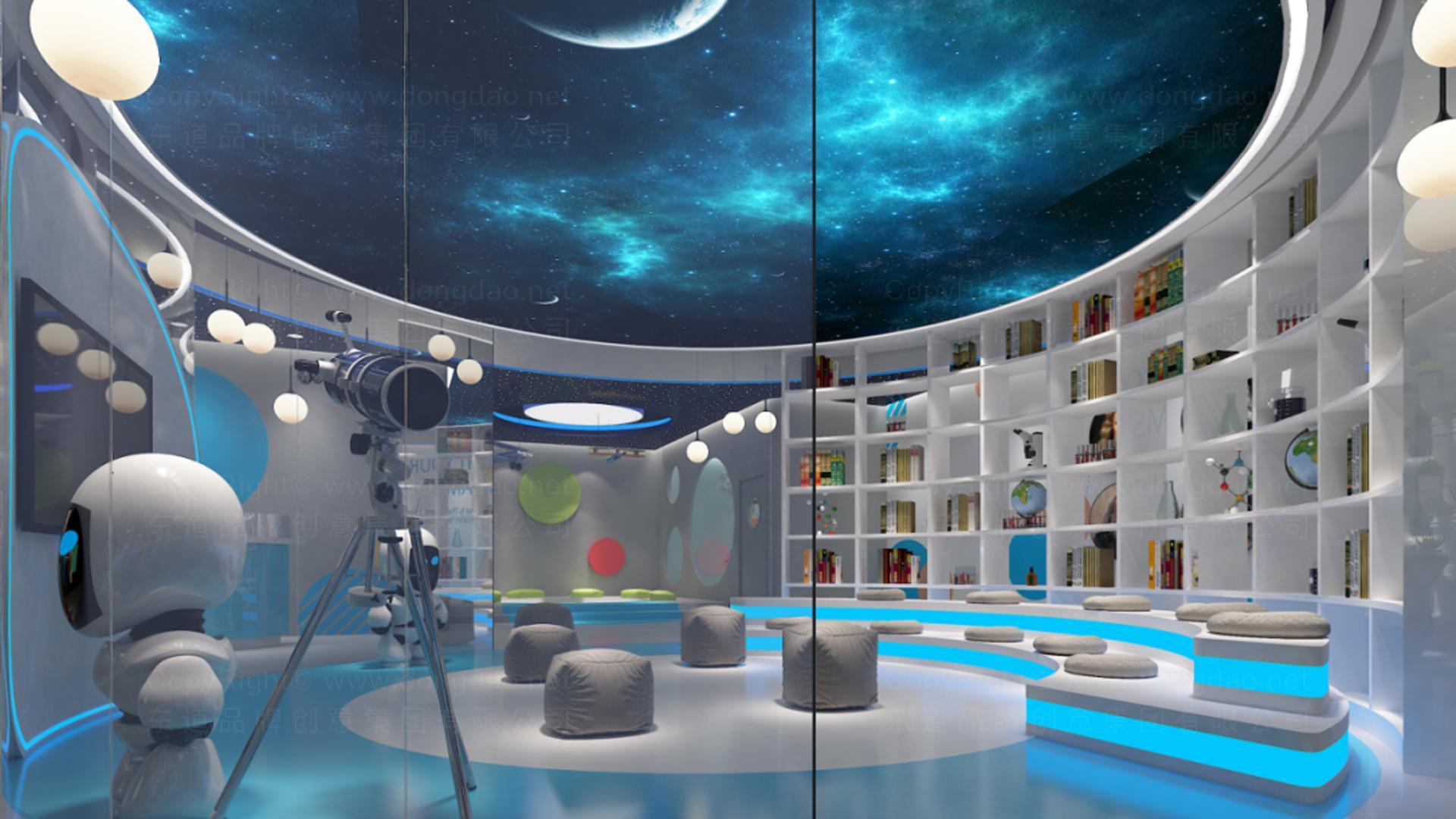 商业空间&导示量子世界SI设计应用场景