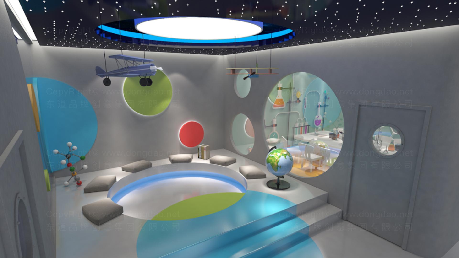 商业空间&导示量子世界SI设计应用场景_2