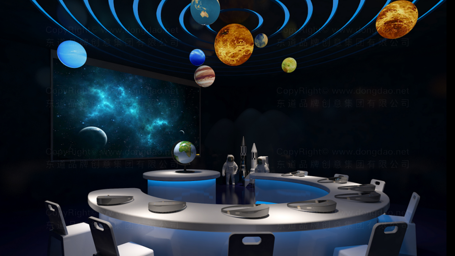 商业空间&导示量子世界SI设计应用场景_5