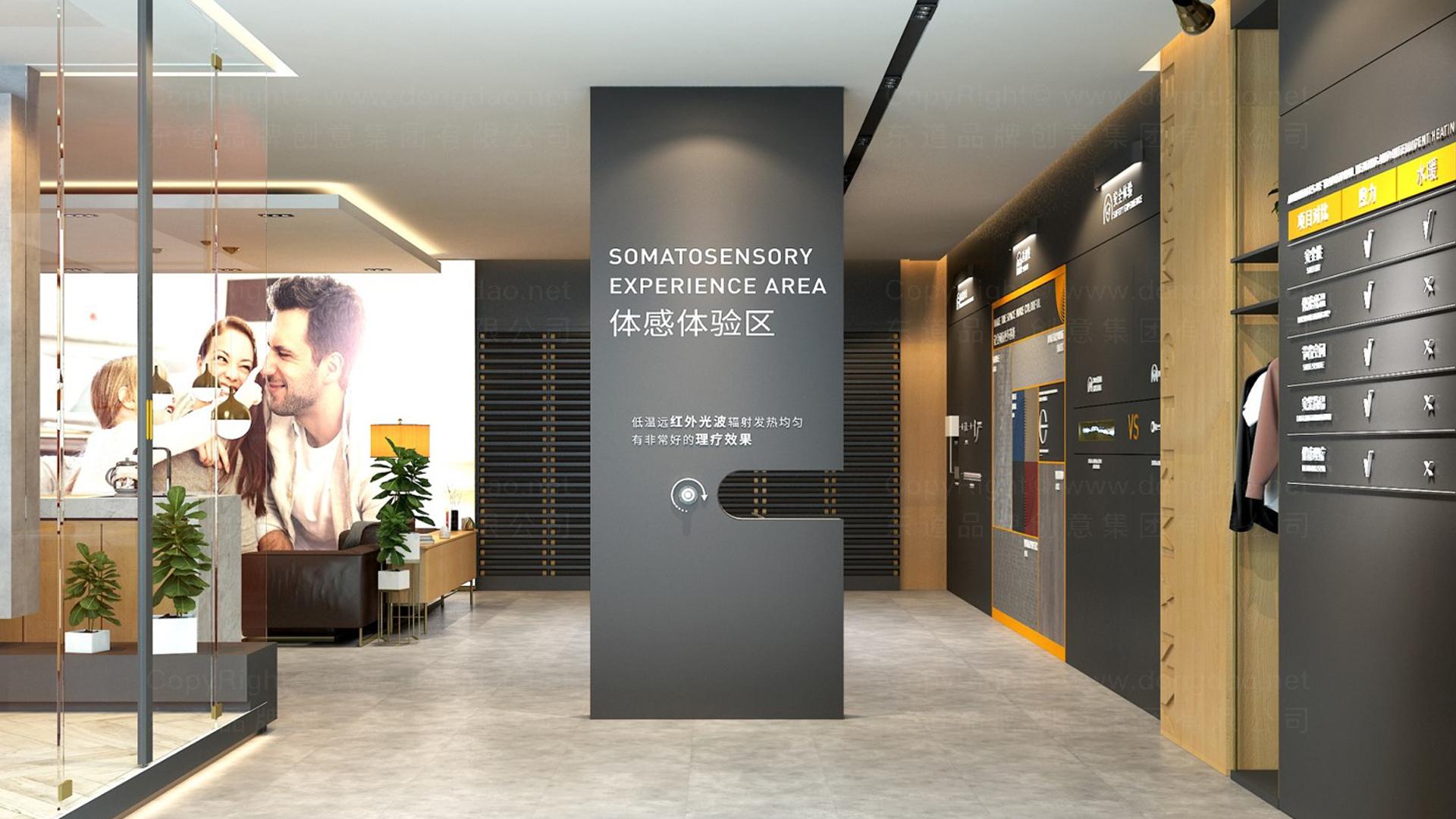 商业空间&导示案例煦力SI设计