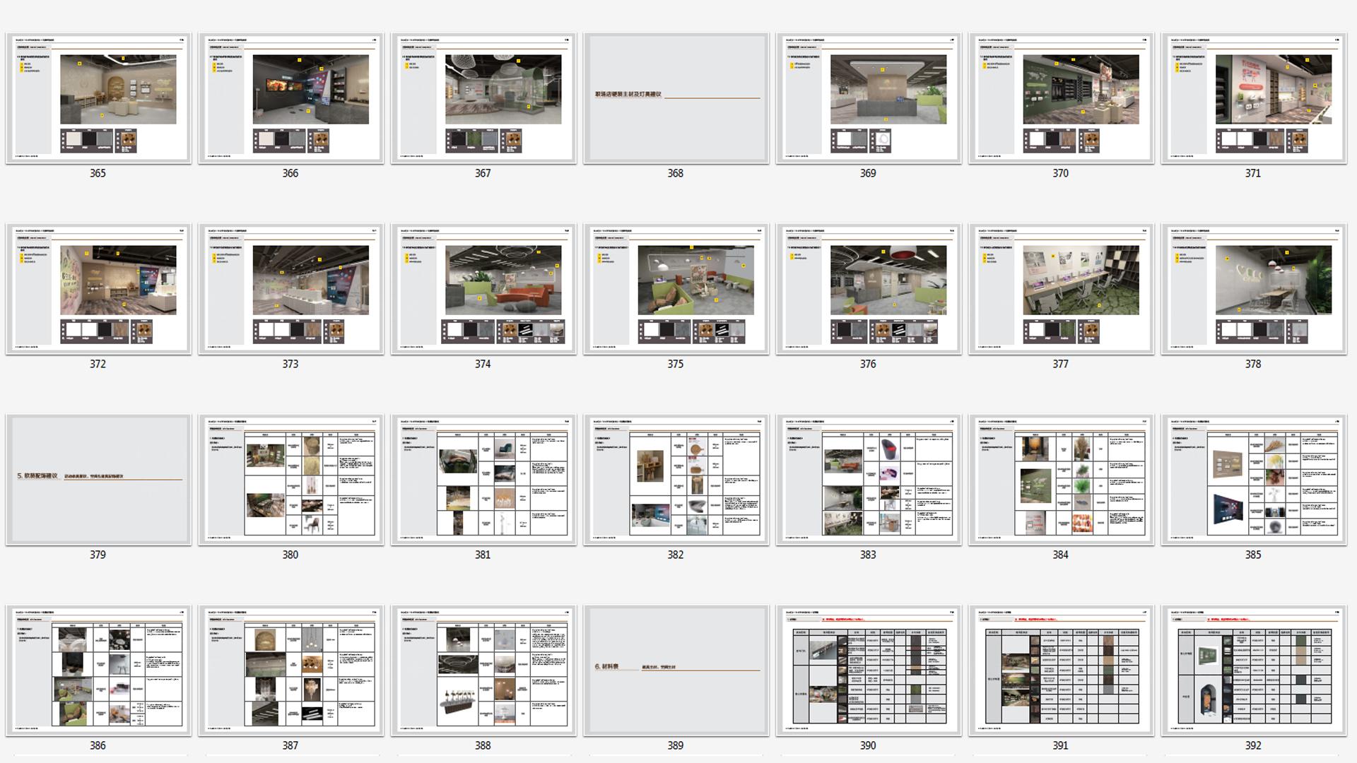 商业空间&导示悦心生活SI设计应用场景_6
