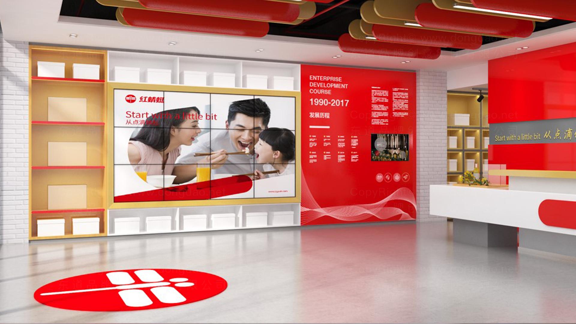商业空间&导示红蜻蜓SI环境概念设计应用