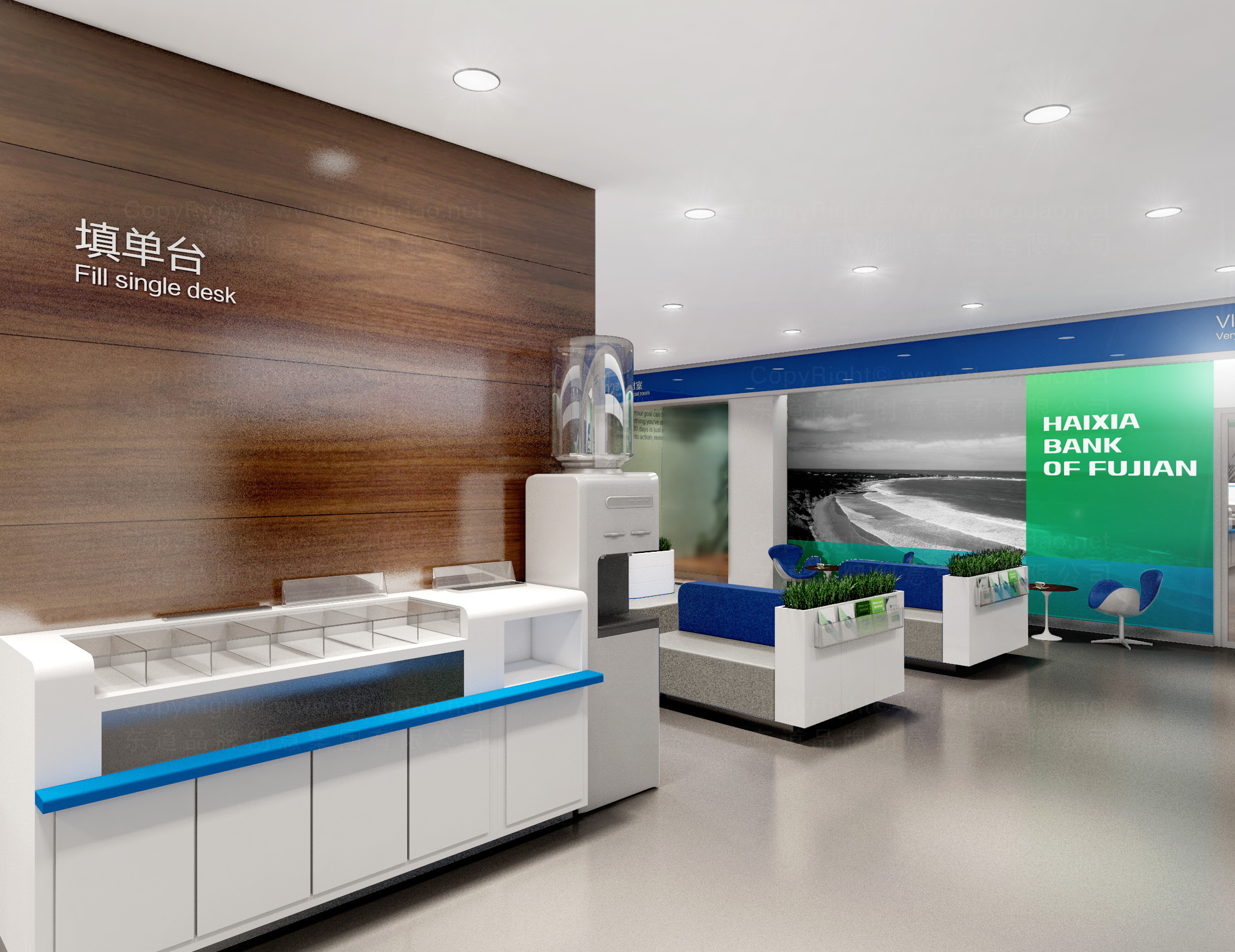 海峡银行银行网点SI设计应用场景_3