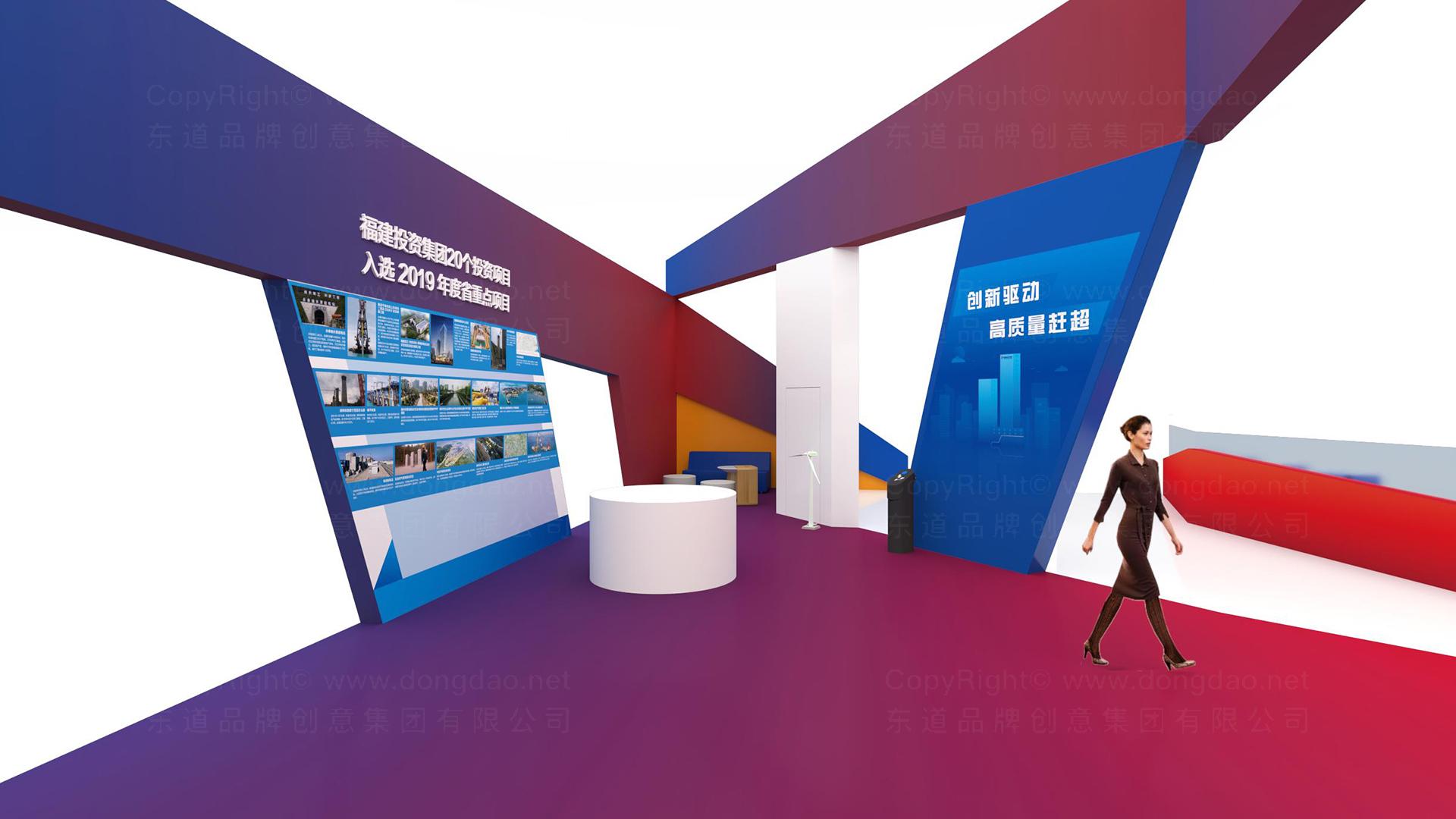 案例海峡金桥展馆设计