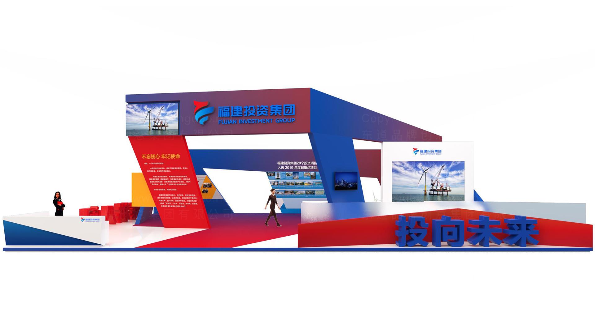 海峡金桥展馆设计应用
