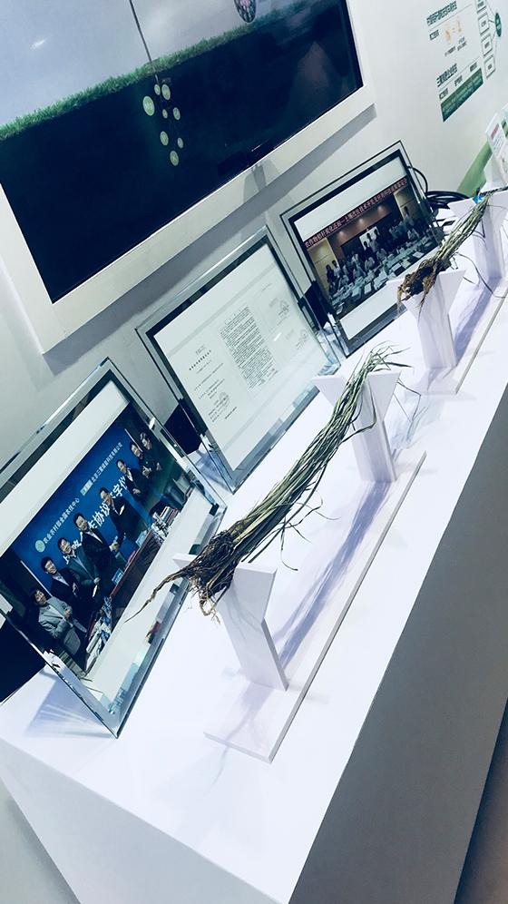 公关传播海国投室内展厅策划执行应用场景_4