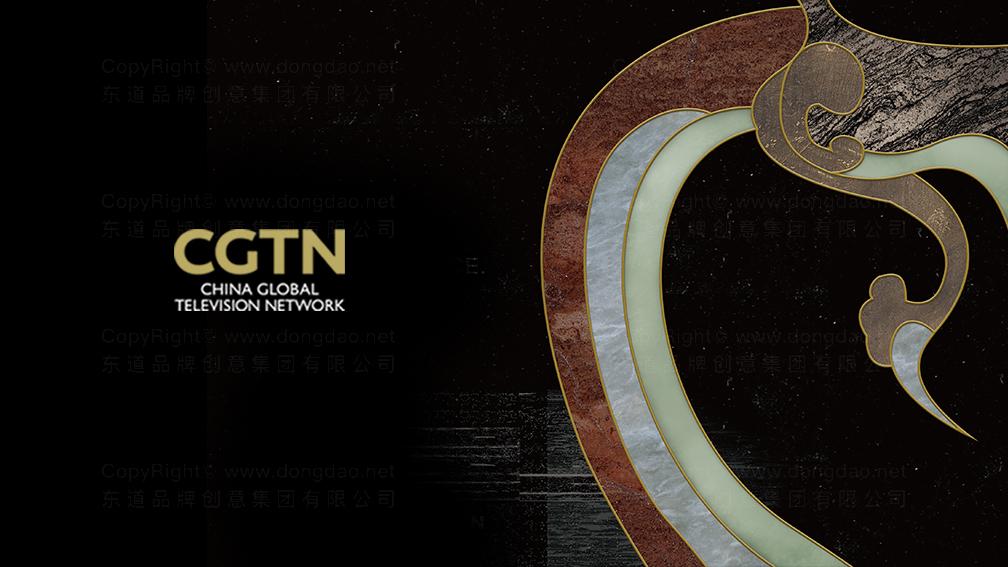 东道文创案例CGTN文化产品设计