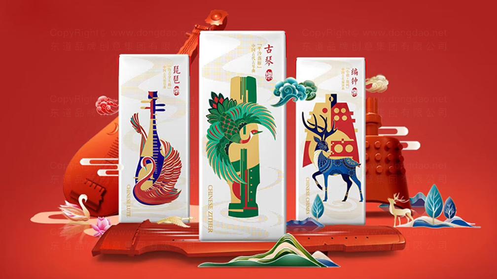 东道文创案例三元食品文化产品设计