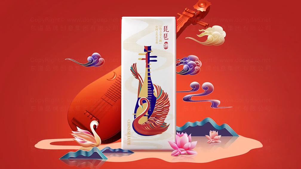 东道文创三元食品文化产品设计应用