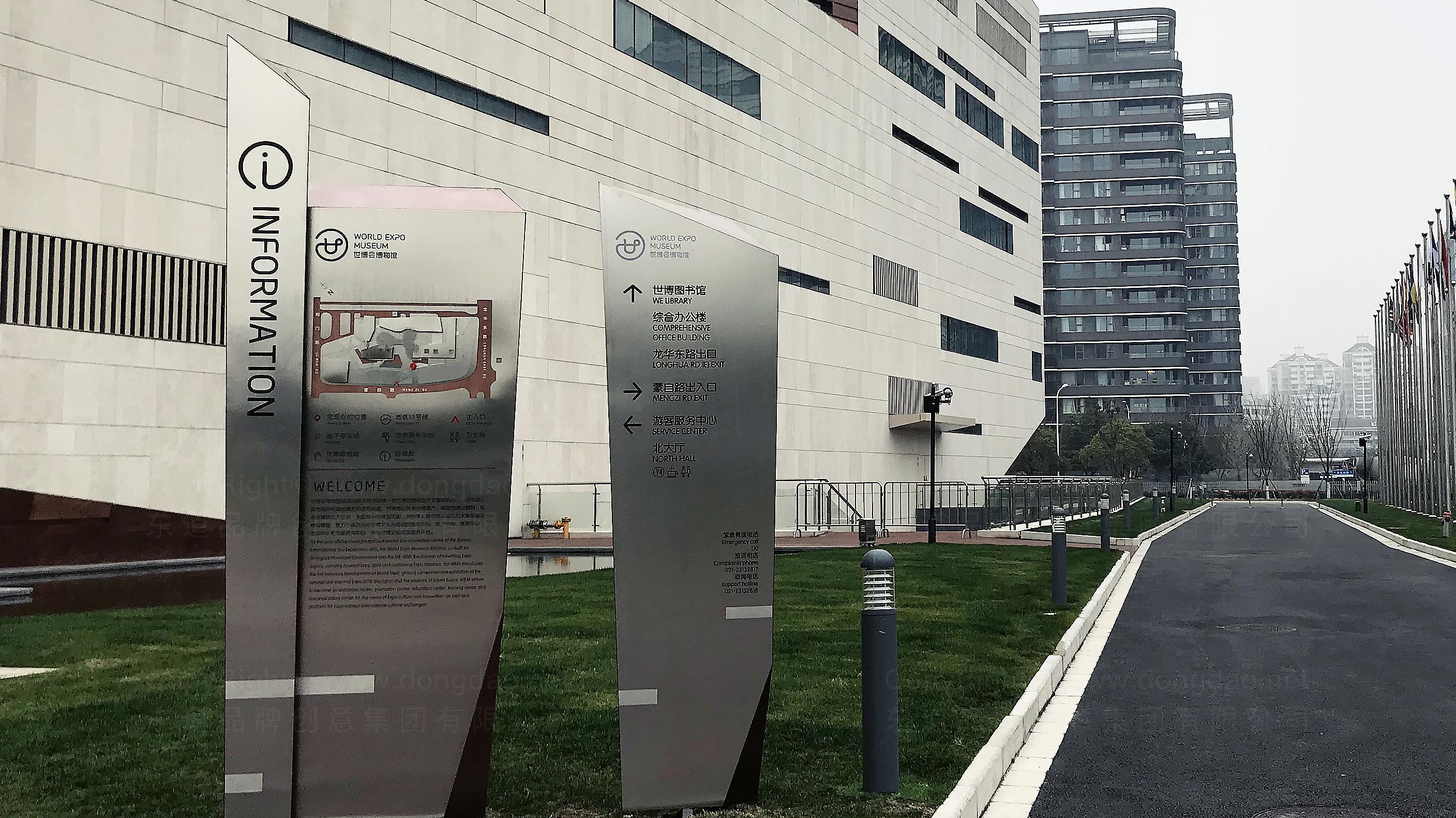 落地工程上海世博会标识工程应用场景