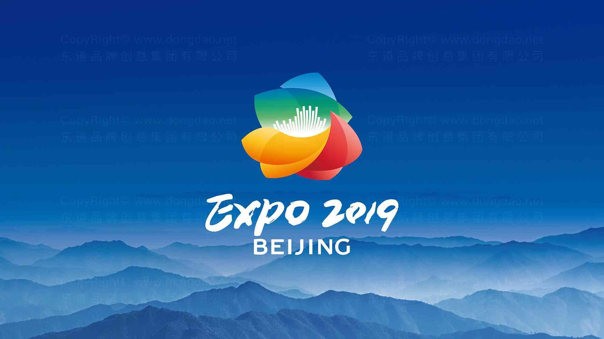 2019北京世園會LOGO設計