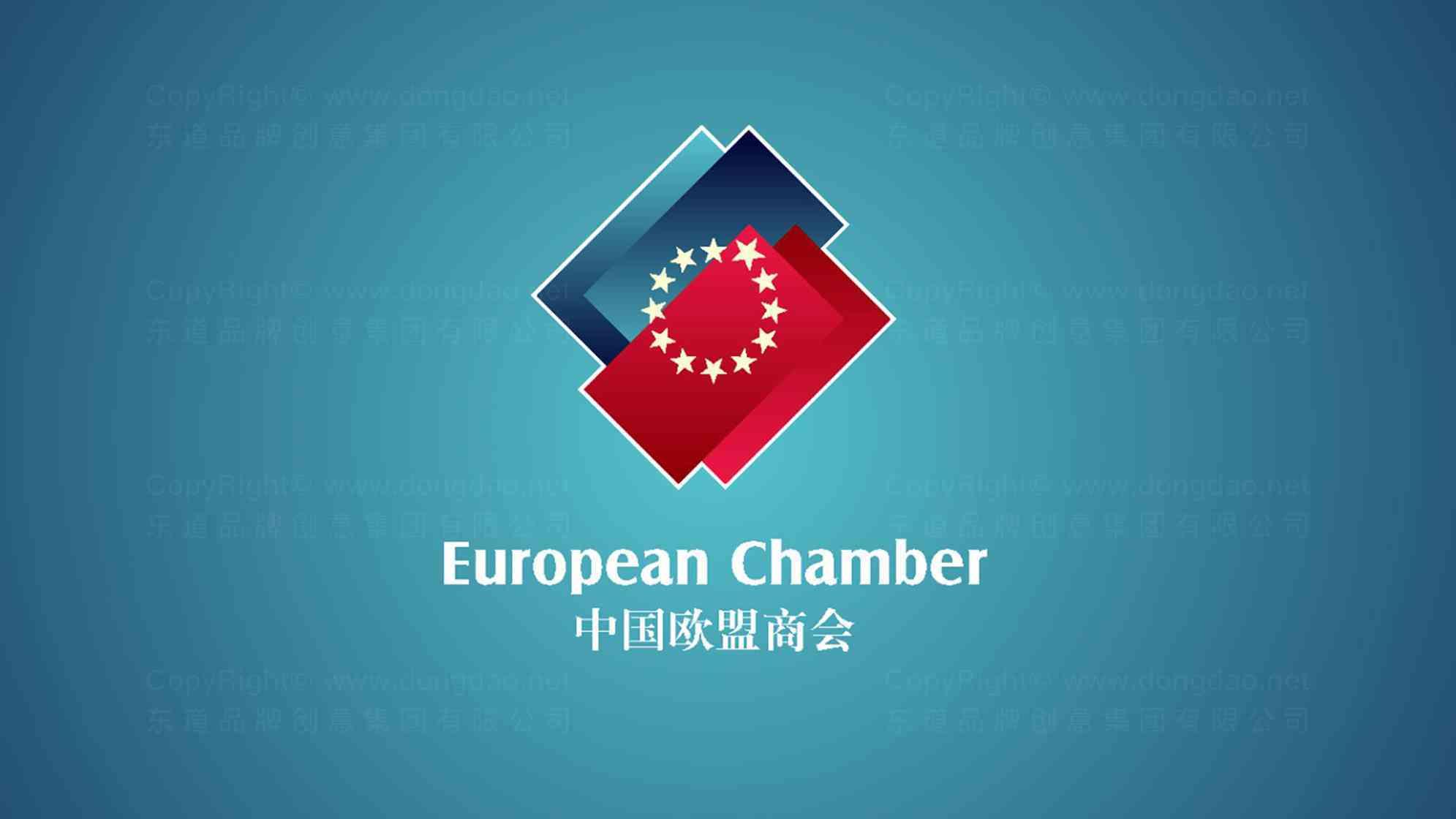 品牌设计案例中国欧盟商会LOGO&VI设计