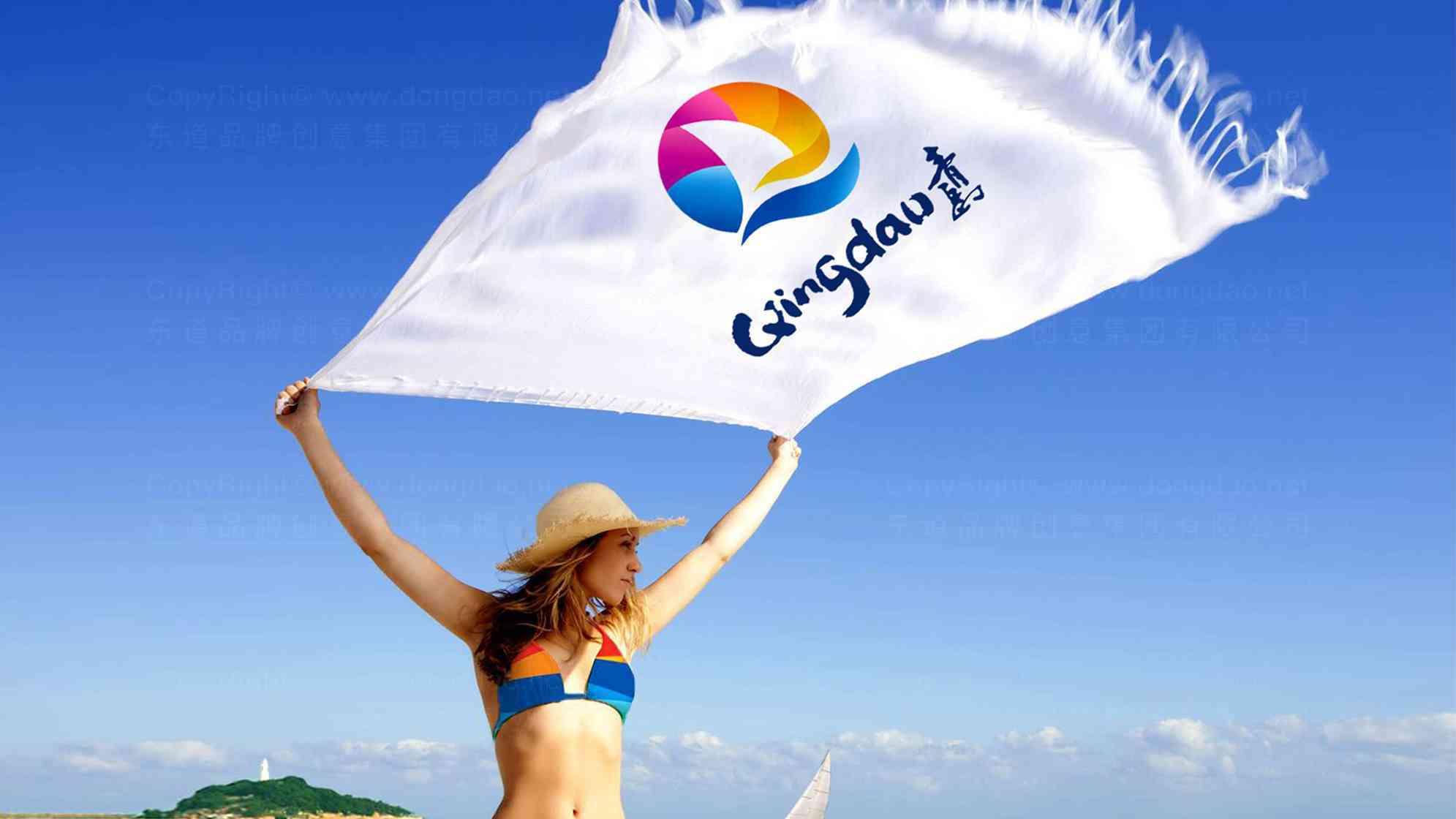 品牌设计案例青岛旅游LOGO&VI设计