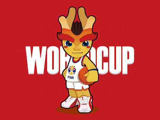 世界杯吉祥物设计