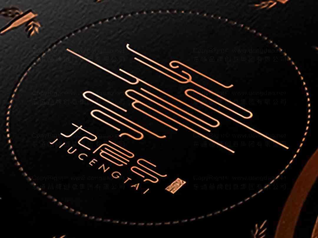 品牌设计LOGO&VI设计九层台品牌设计方案