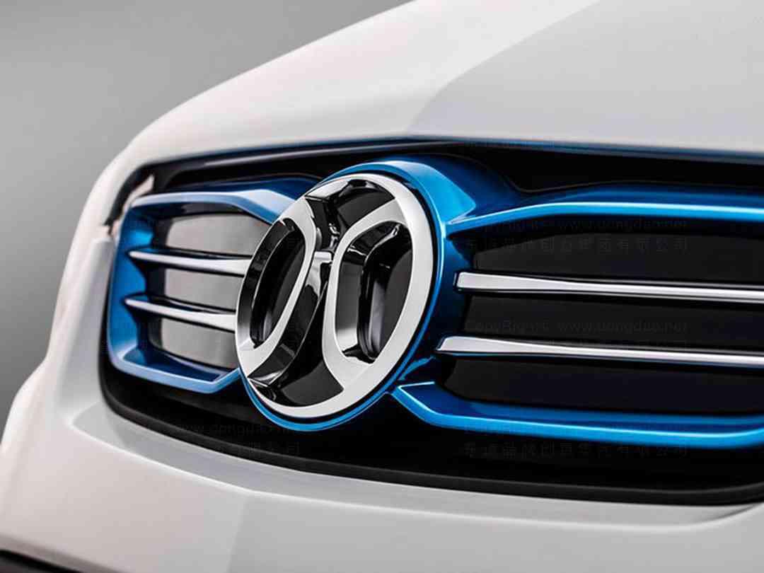品牌设计LOGO&VI设计北汽新能源品牌设计方案