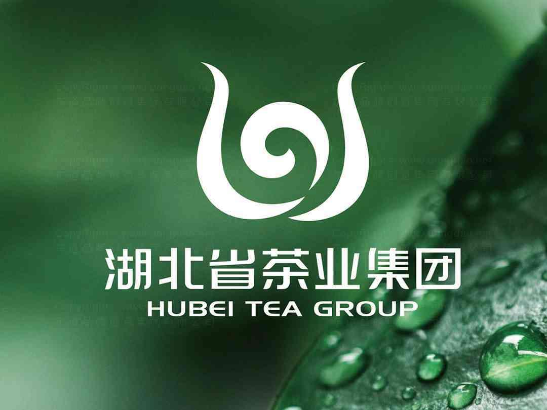 品牌设计logo设计、vi设计湖北茶业品牌设计方案